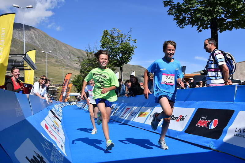 TRIATHLON ENFANTS 2018